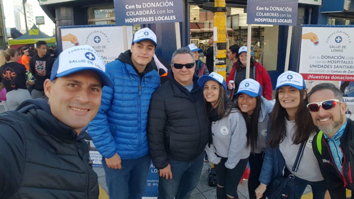 11º Maraton Solidaria Banfield